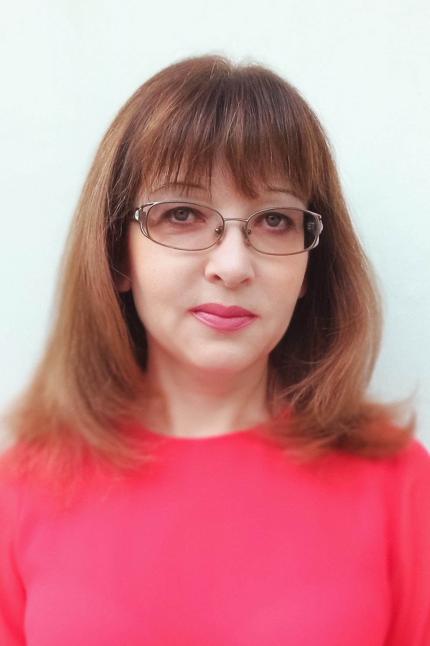Лыкова Галина Борисовна
