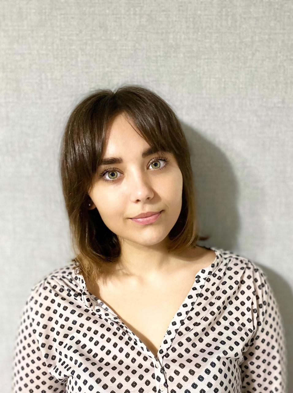Прохоренко Мария Владимировна